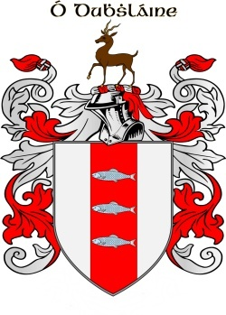 DELANEY family crest