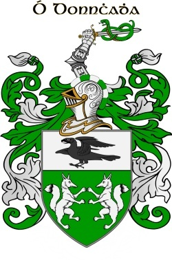 DONOGHUE family crest
