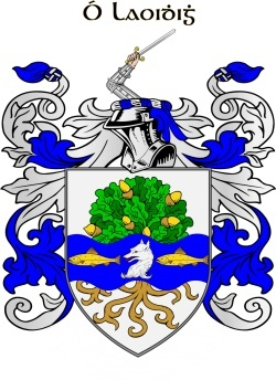 LEAS family crest
