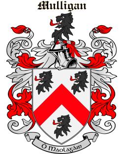 MULLIGAN family crest
