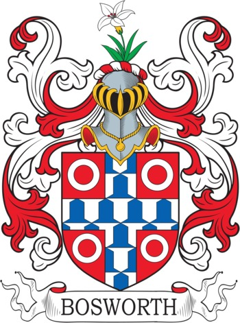 BOSWORTH family crest
