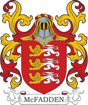 MCFADDEN family crest