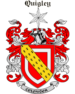 Quigley family crest