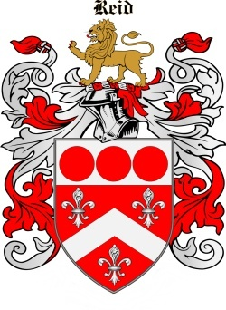 READ family crest