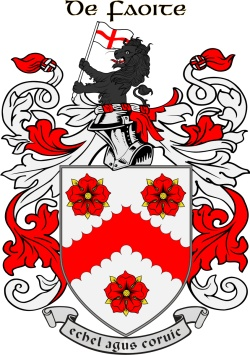 WHIGHT family crest